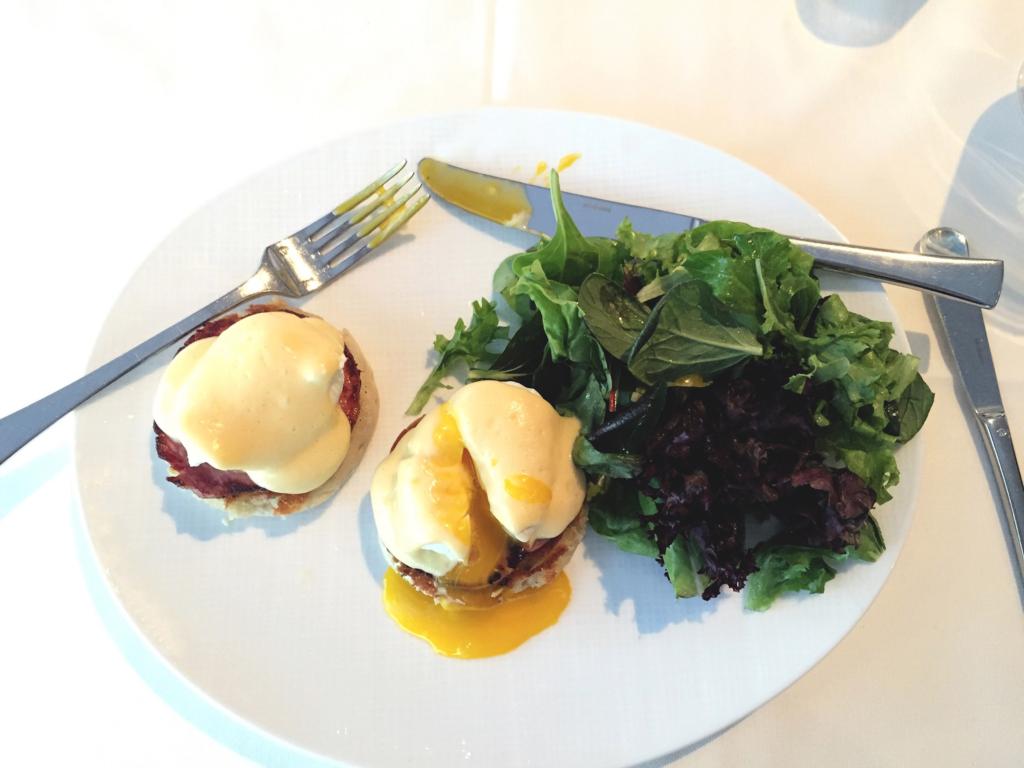 *Eggs Benedict iPhone pic